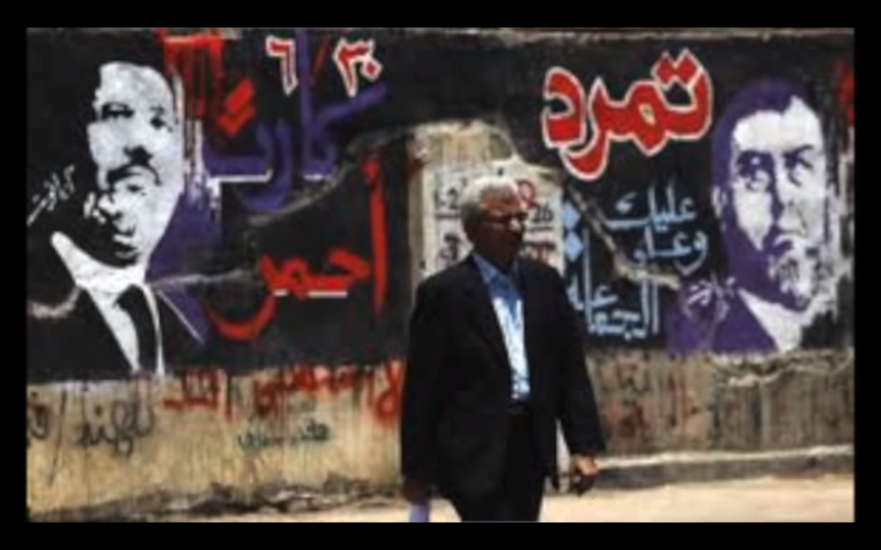 BelAhdan with Dr. Dardery… Freedom & Justice Party …Reaction to recent events in Egypt