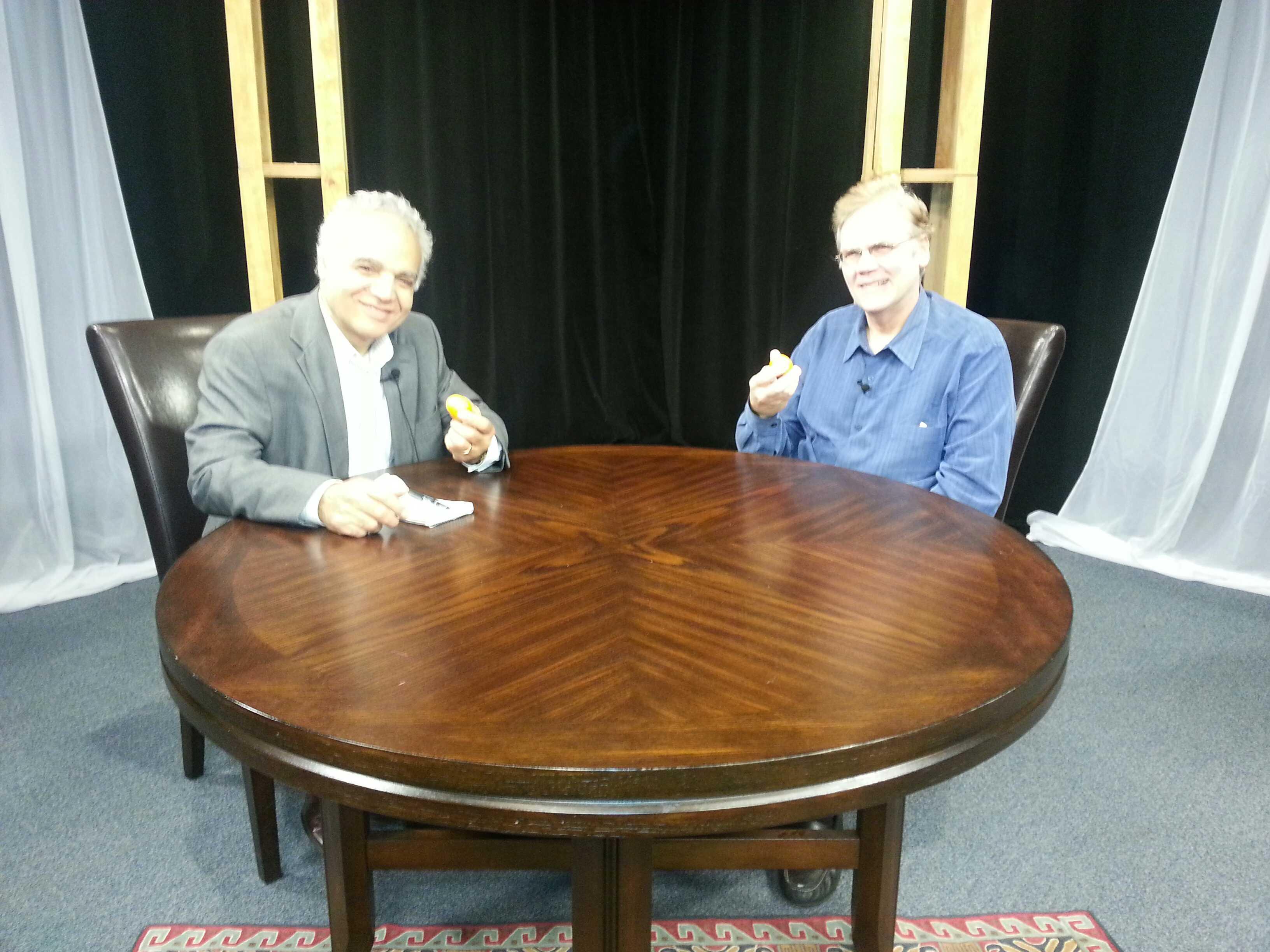BelAhdan with Bob Meek .. The GOP politics of Obstruction