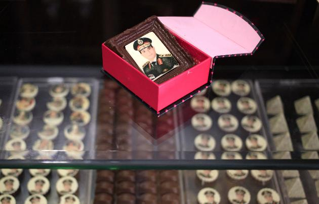 Sisi Mania .. in Egypt .. falling in love with a general!