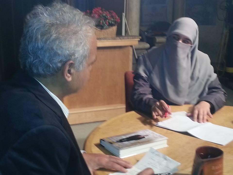 Shykhah Aysha Wazwaz .. empowering Muslim women in America