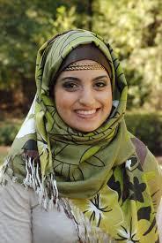 Hijab smile