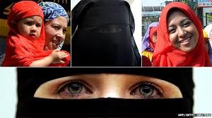 Hjab burqa