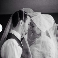 The Wedding Pic from Heaven