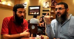 Beard in Starbucks