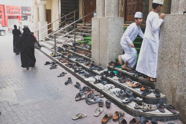 Mosque shoes2