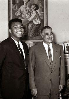 Ali with Nasser alone