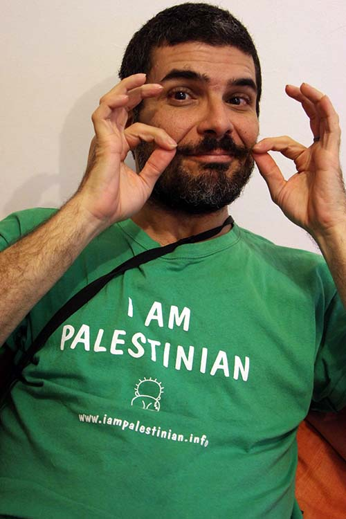 Carlose Im Palestinian