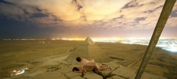 The Great Pyramid's Sex Video … !!
