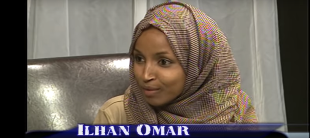 WHAT DID REP. ILHAN OMAR REALLY SAID ON MY TV SHOW   (FULL INTERVIEW)