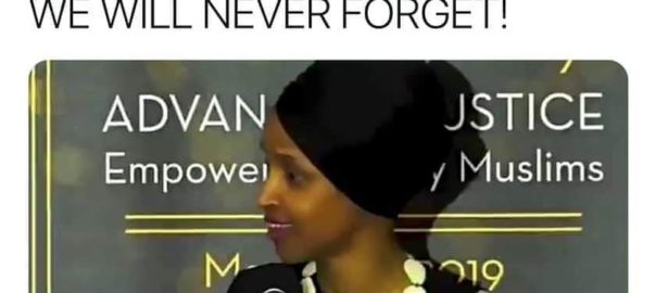 Trump's Fatwa on Ilhan Omar's head!!