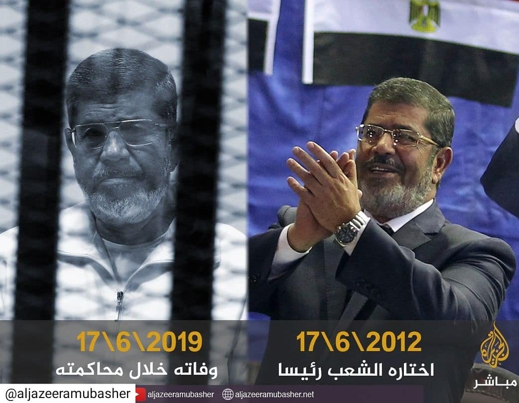 The Tragic Death of President Mohamed Morsi !!  Video commentary !!