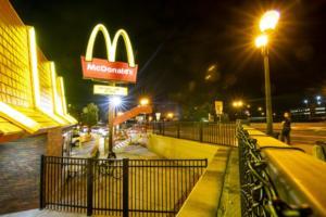 Dinkytown McDonalds