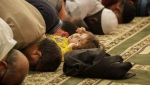 Ramadan parying
