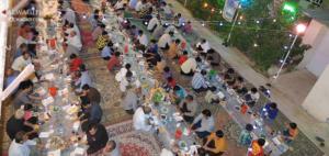 Ramadan public oftar