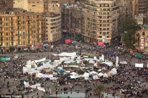 Tahrir ... the place... the people !