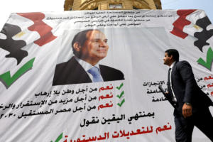 election in egypt say yes