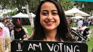 Arab Americans vote