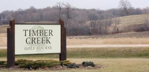 Timber Creek Sign