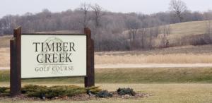 Timber Creek Sign