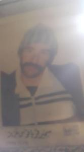 Sameer Kyriakos big mustach