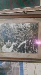 Sameer hunting
